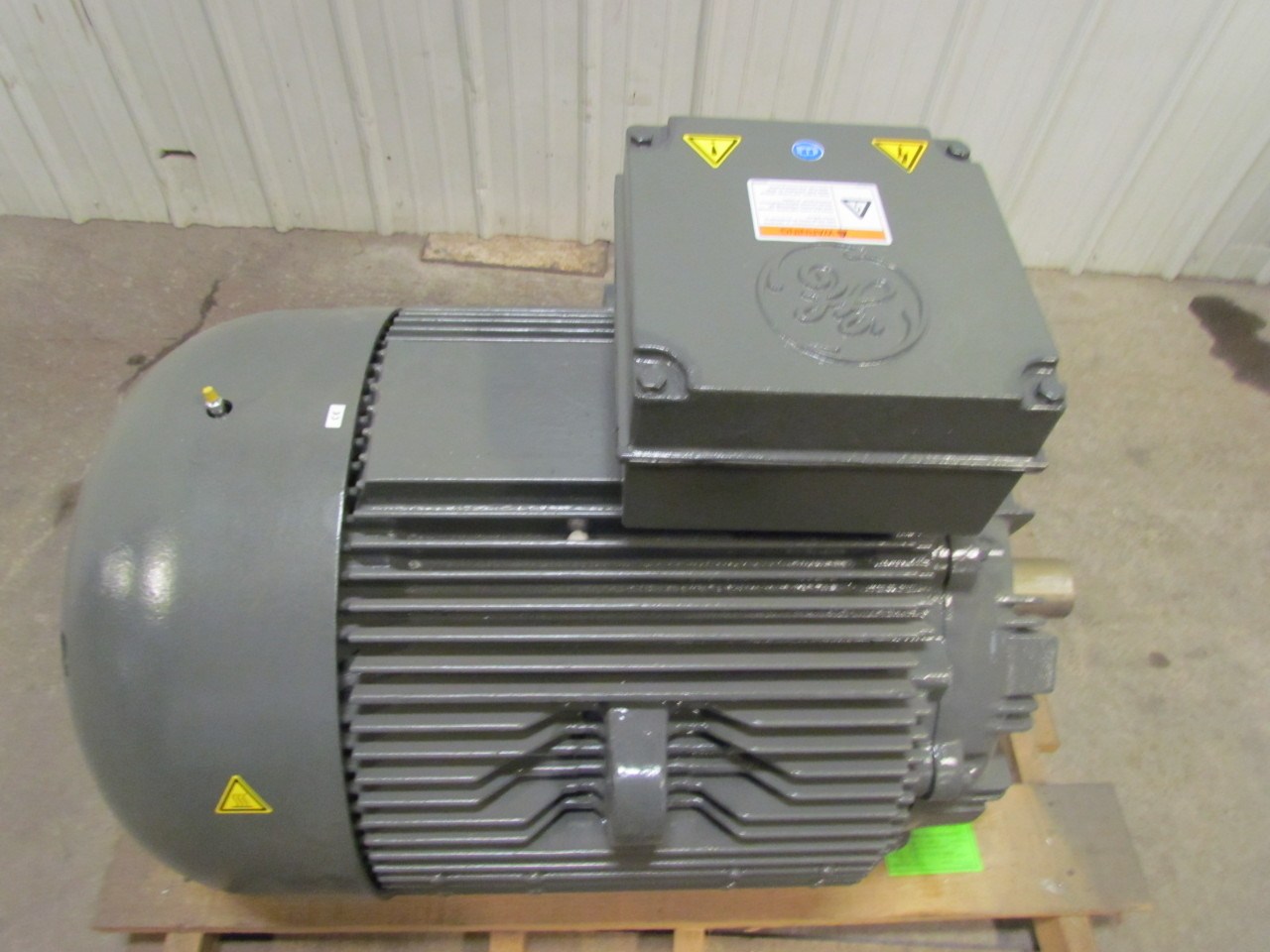 General electric 5kee291saa2001 90kw 120hp 460 690v 1480 for 120 rpm dc motor