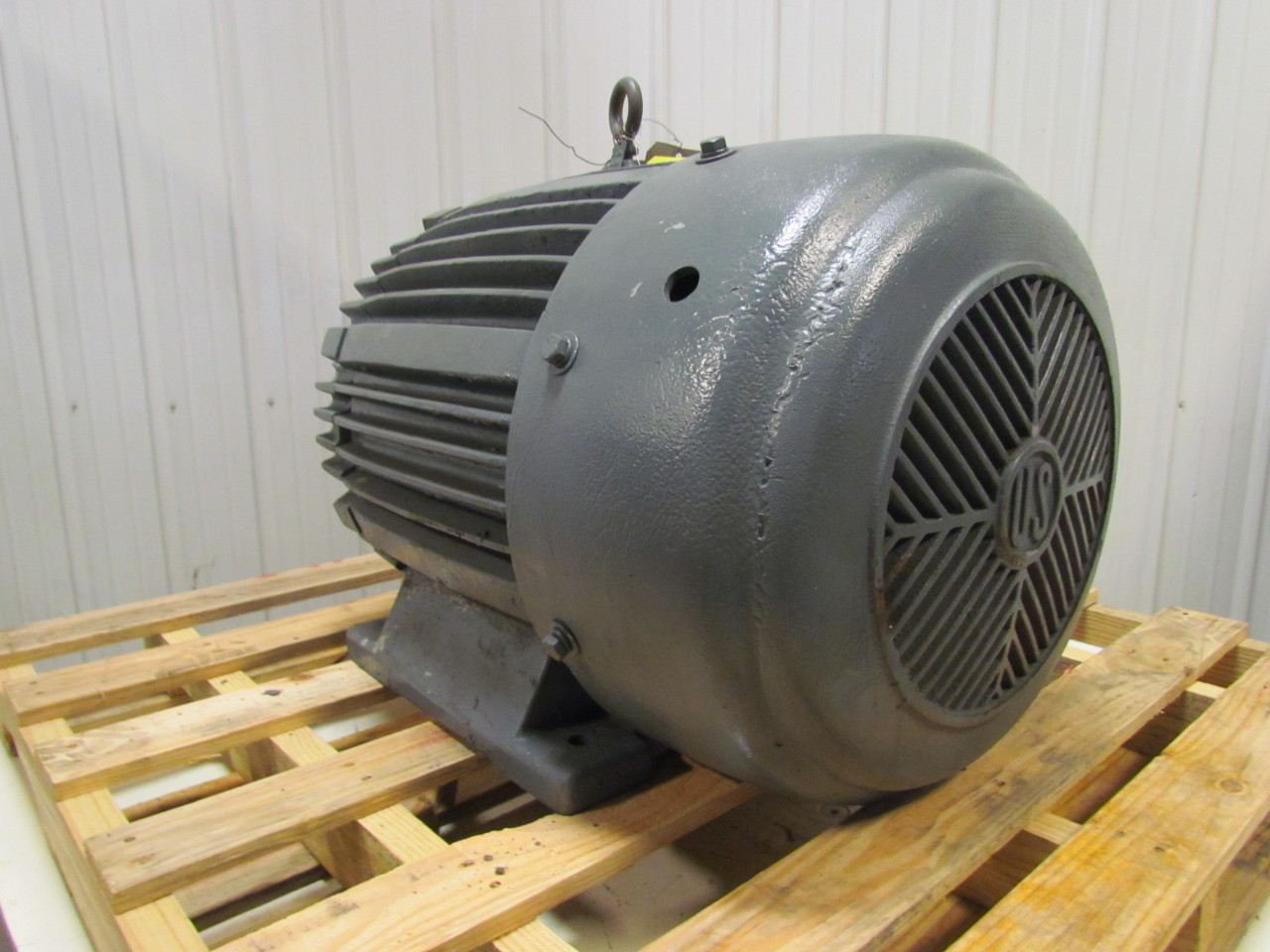 Us electric 5u922 electric motor 60hp 460v 3545rpm 405us for 60 hp electric motor