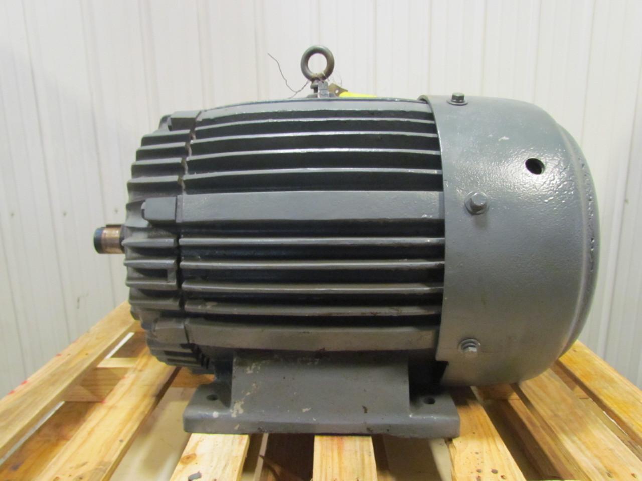 Us Electric 5u922 Electric Motor 60hp 460v 3545rpm 405us
