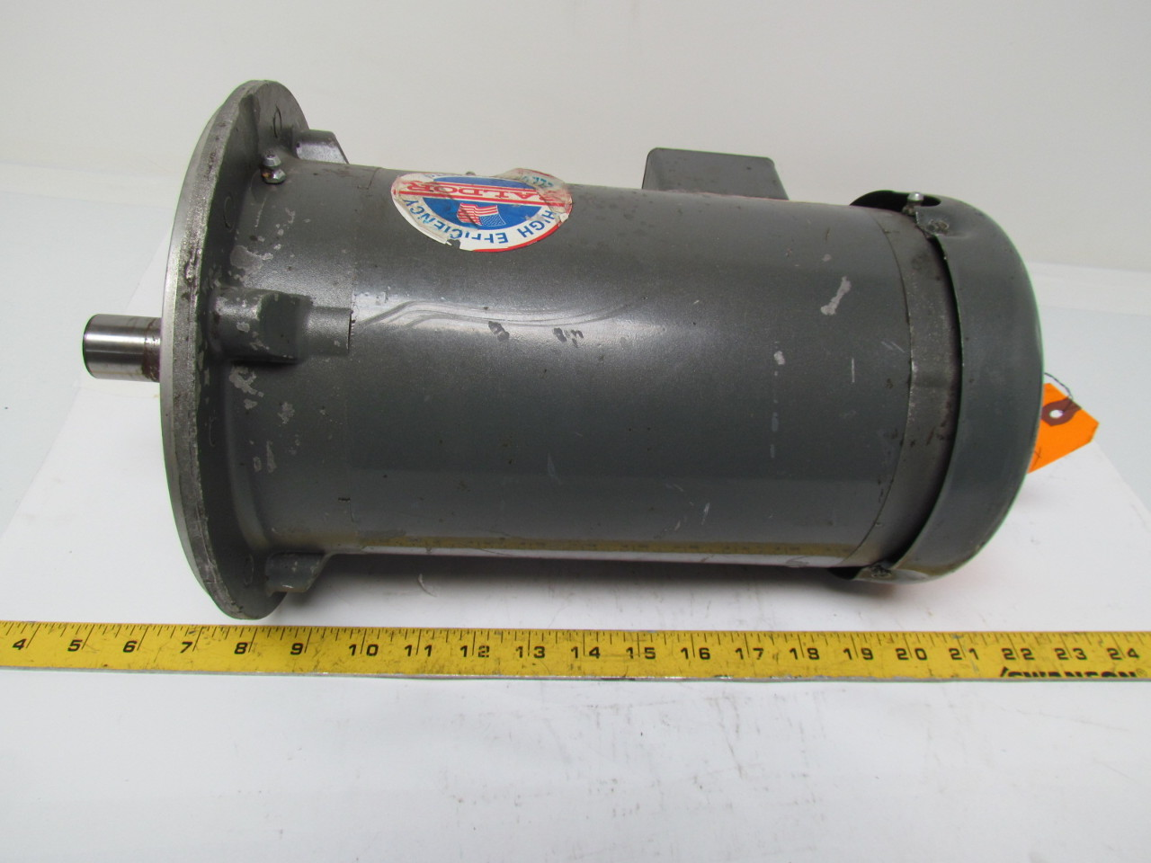 Baldor Vm3611t Ac Motor 3hp 3 Ph 208 230 460v 1725 Rpm