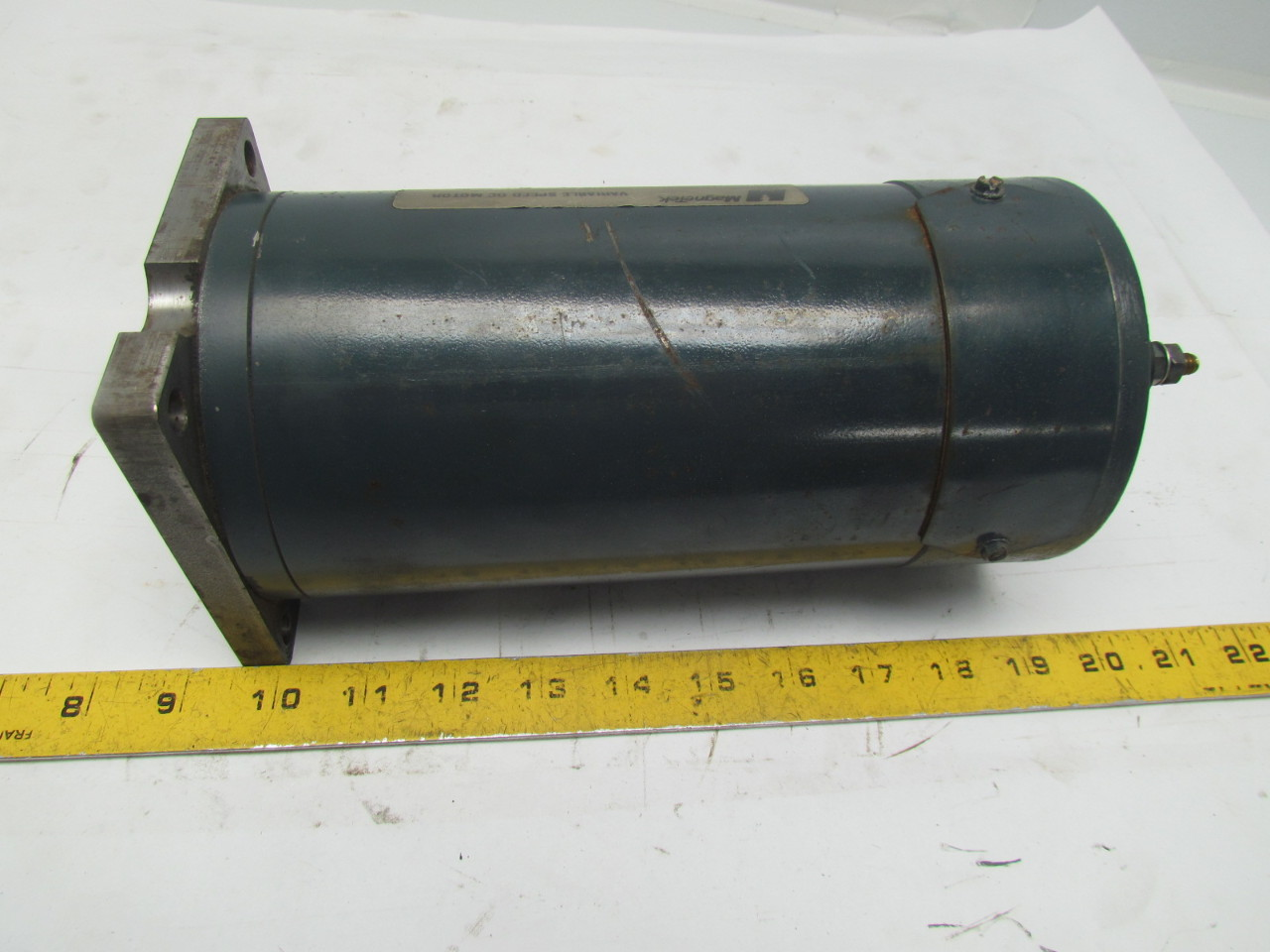 Magnetek 464ob 4 22323700 Variable Speed Dc Motor 1 2hp