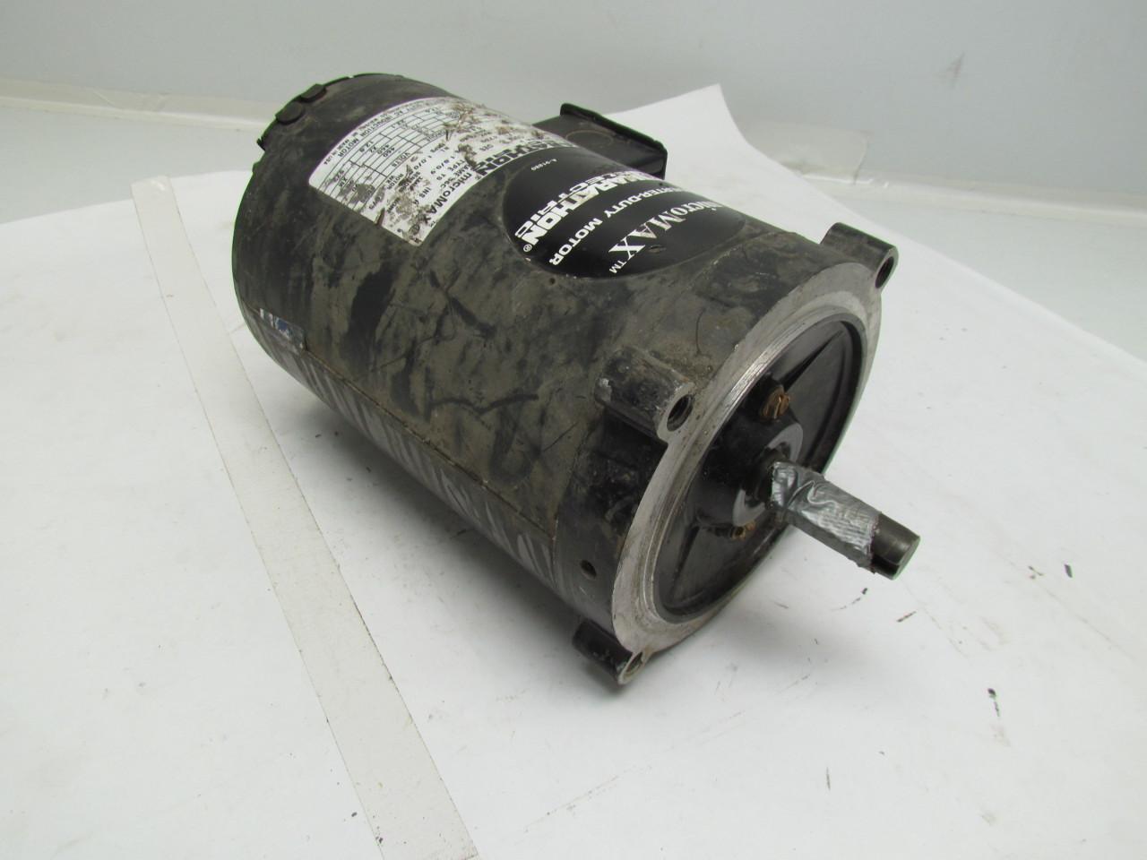 Marathon 9vl56h17t2018a micromax inverter duty motor for Marathon inverter duty motor