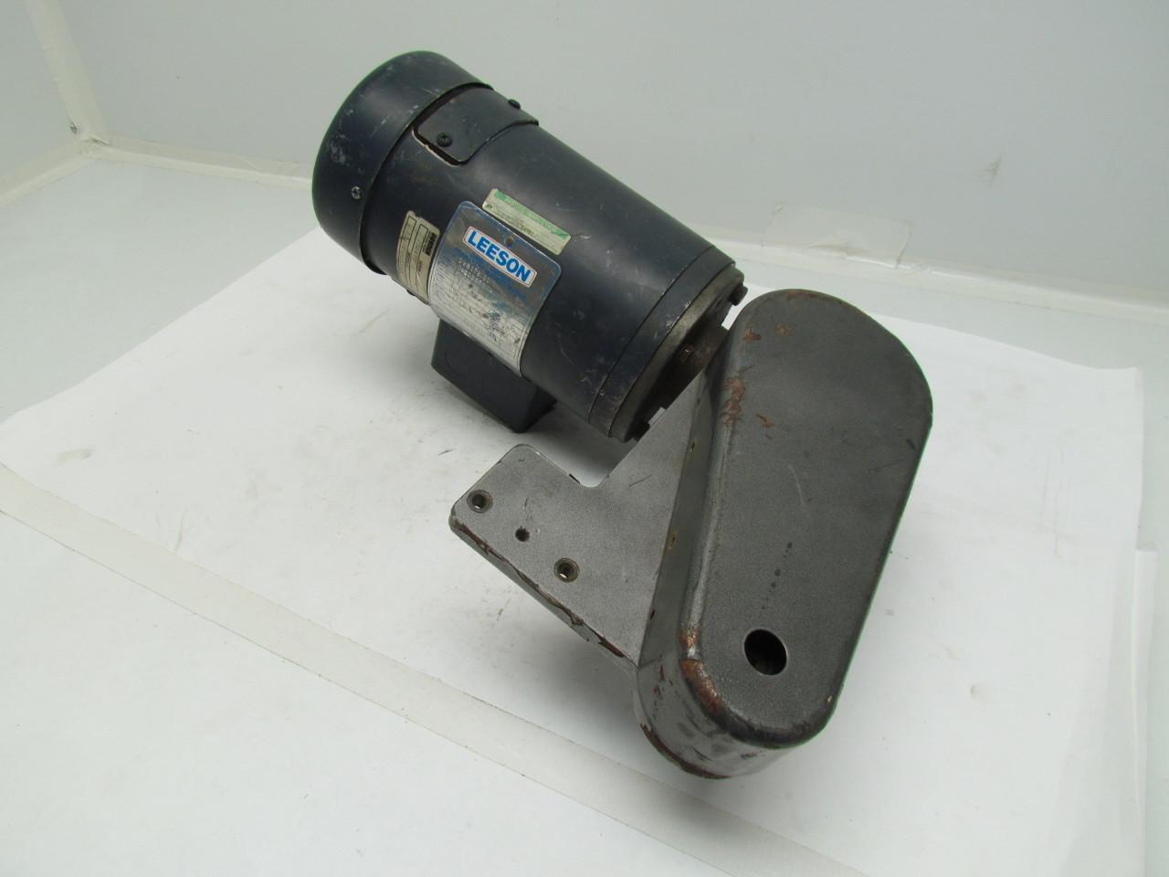 Leeson C42d28fc1a 130v Dc Convetor Motor 1 4hp 2500rpm W