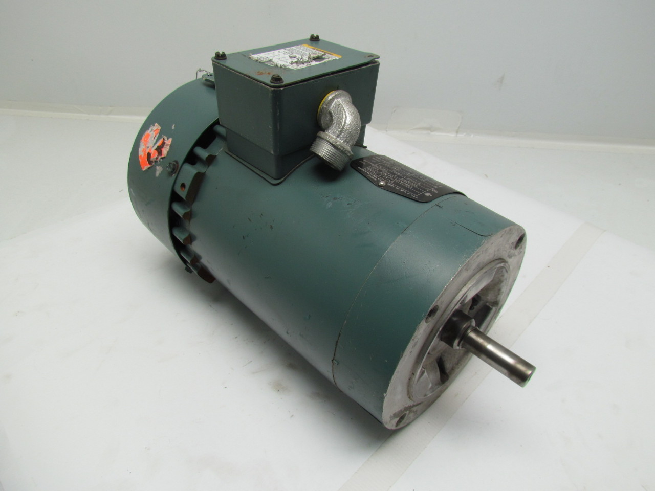 Reliance Electric P56h7311 3ph Motor 33hp 1725rpm 208 230