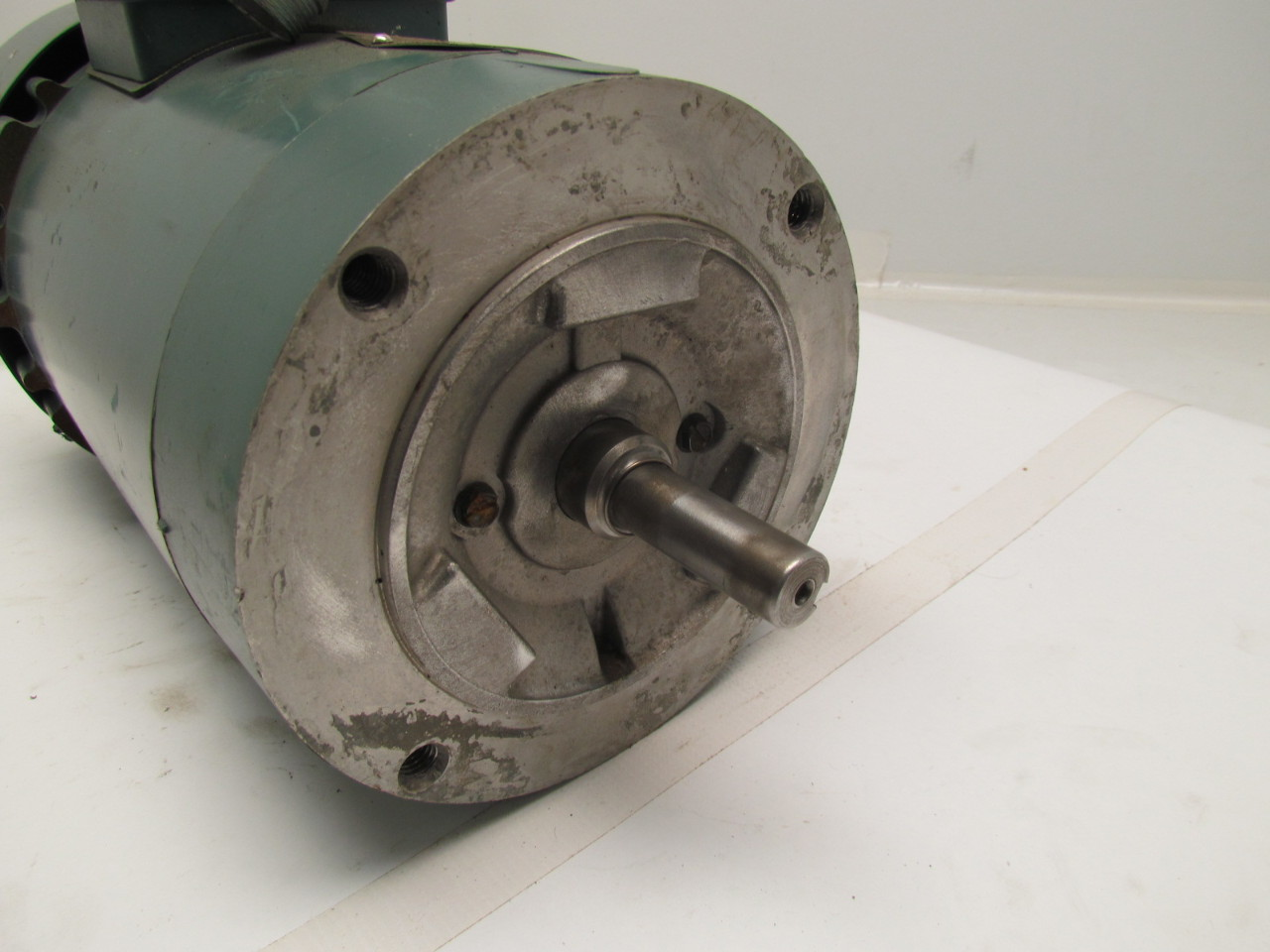 Reliance electric p56h7311 3ph motor 33hp 1725rpm 208 230 for Reliance dc motor frame size chart