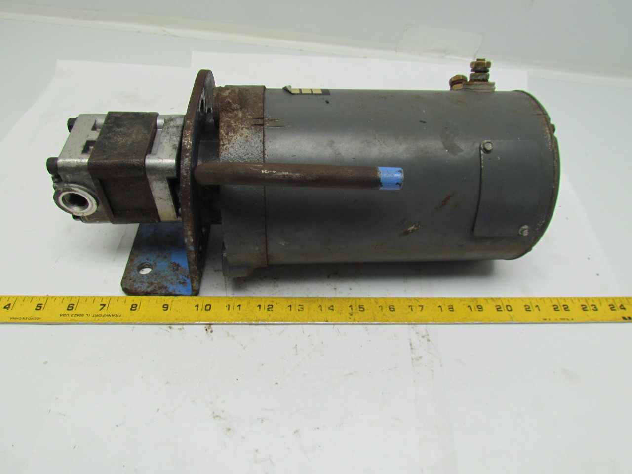 5bpb56nac24 type ge 36 48v dc electric forklift motor w for Electric motor hydraulic pump