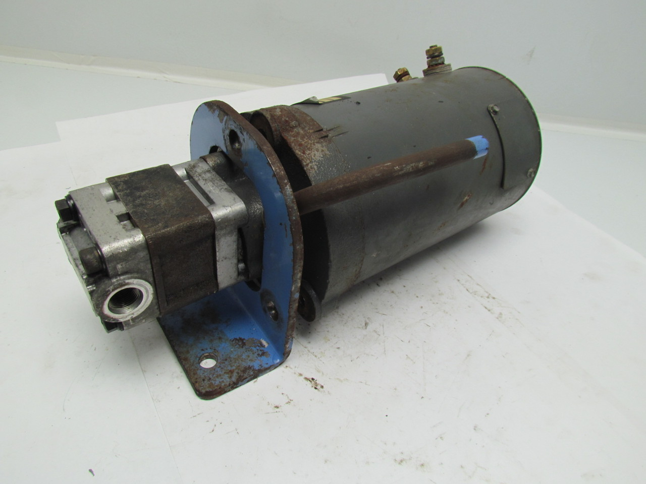 Types Of Hydraulic Motors : Bpb nac type ge v dc electric forklift motor w