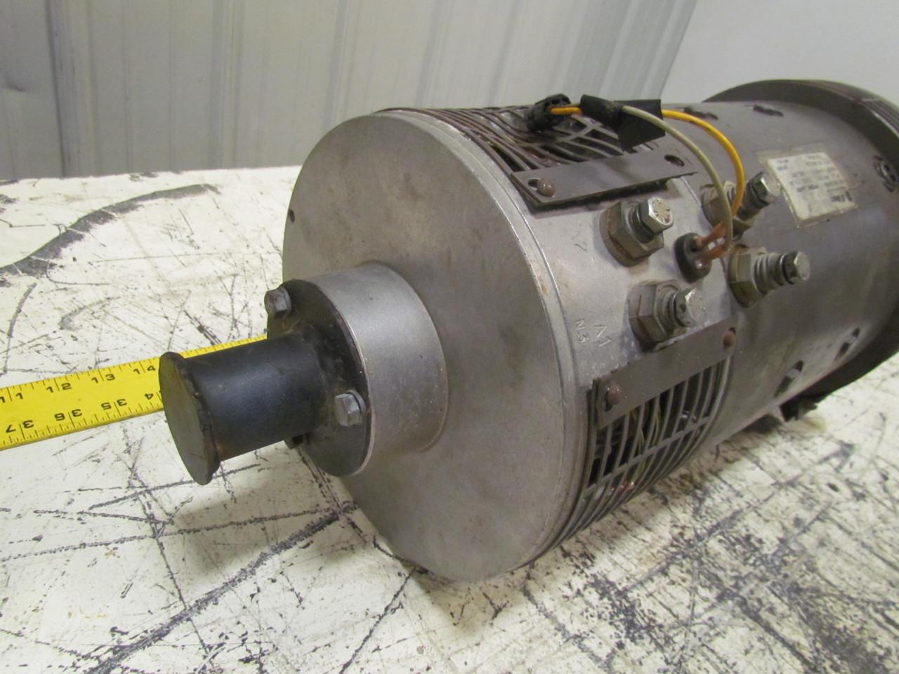 Ge 5bt1346b99 Electric Forklift Motor 44 5vdc 1575rpm 235