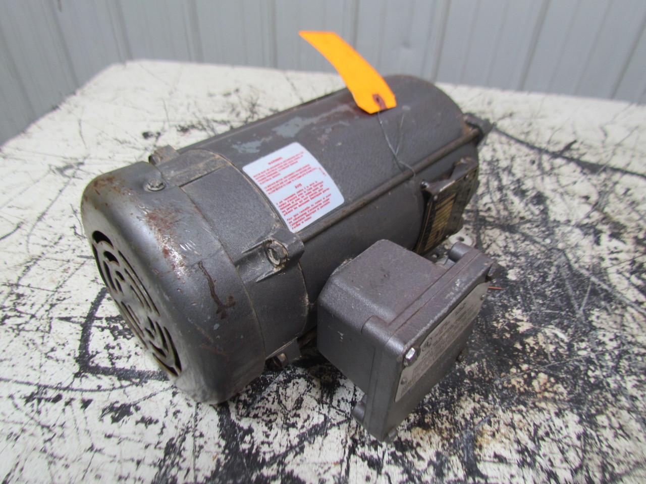 Baldor m7035t 1 5hp electric motor explosion proof 3ph for Explosion proof dc motor
