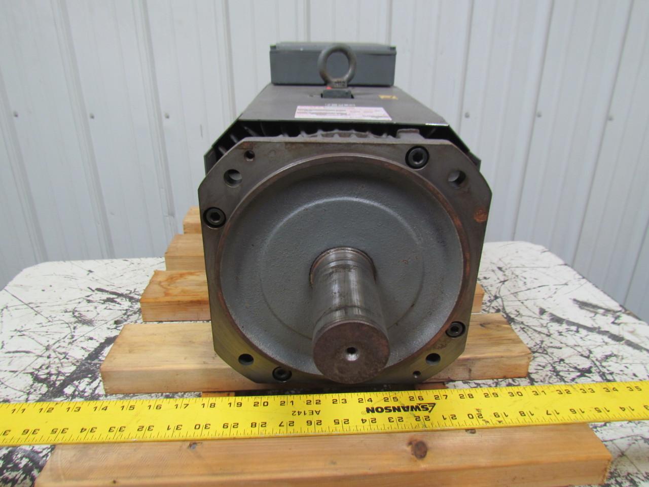 Mitsubishi electric sjv 18 5 02 u01 spindle servo motor for 6000 rpm ac motor