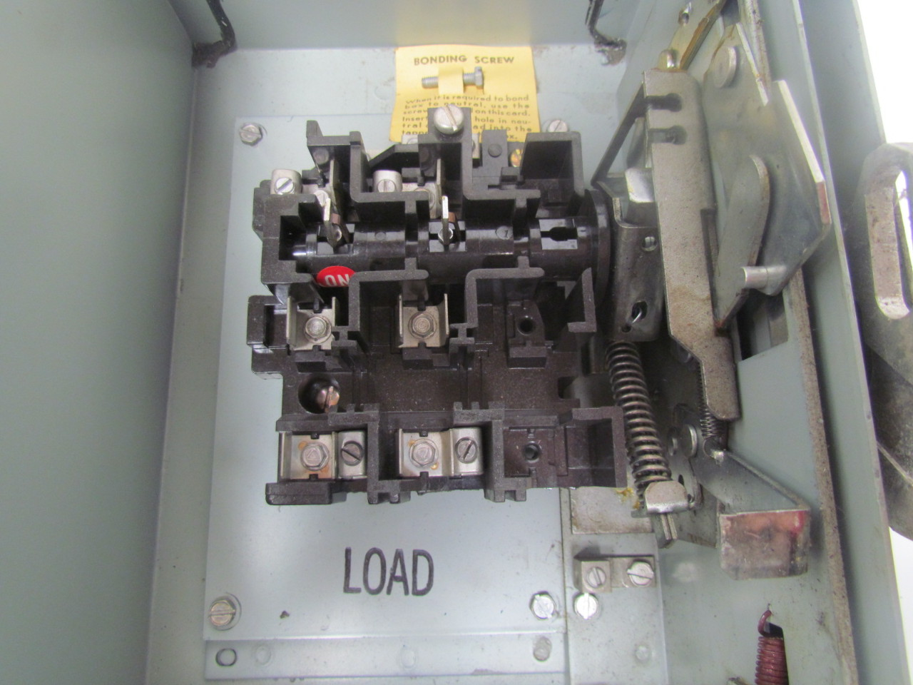 General Electric Th3221j 30 Amp Fusible Disconnect Switch