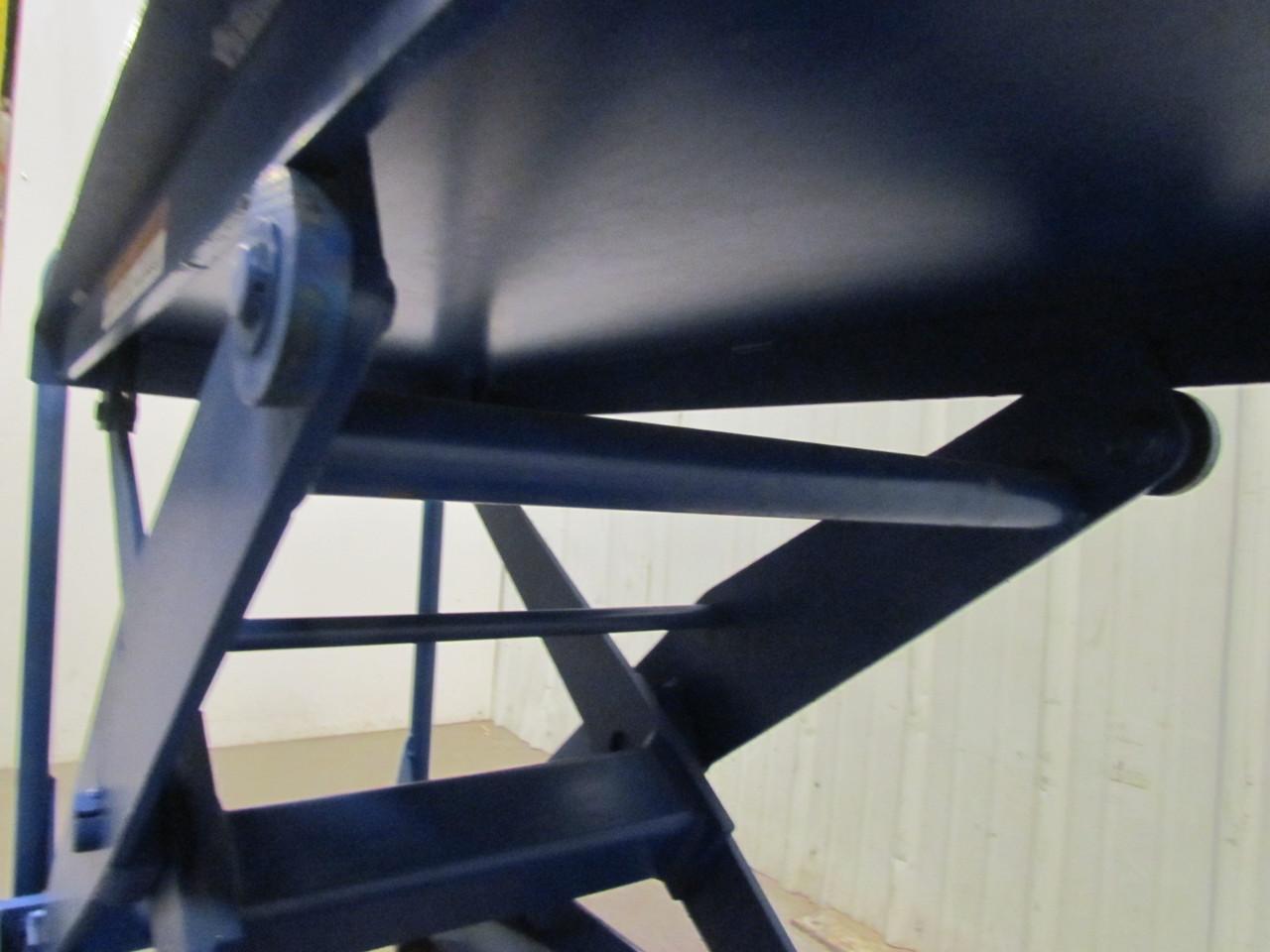 Heavy Duty Self Leveling Scissor Lift Cart 20 U0026quot X40 U0026quot  Table Size 32 U0026quot  Height