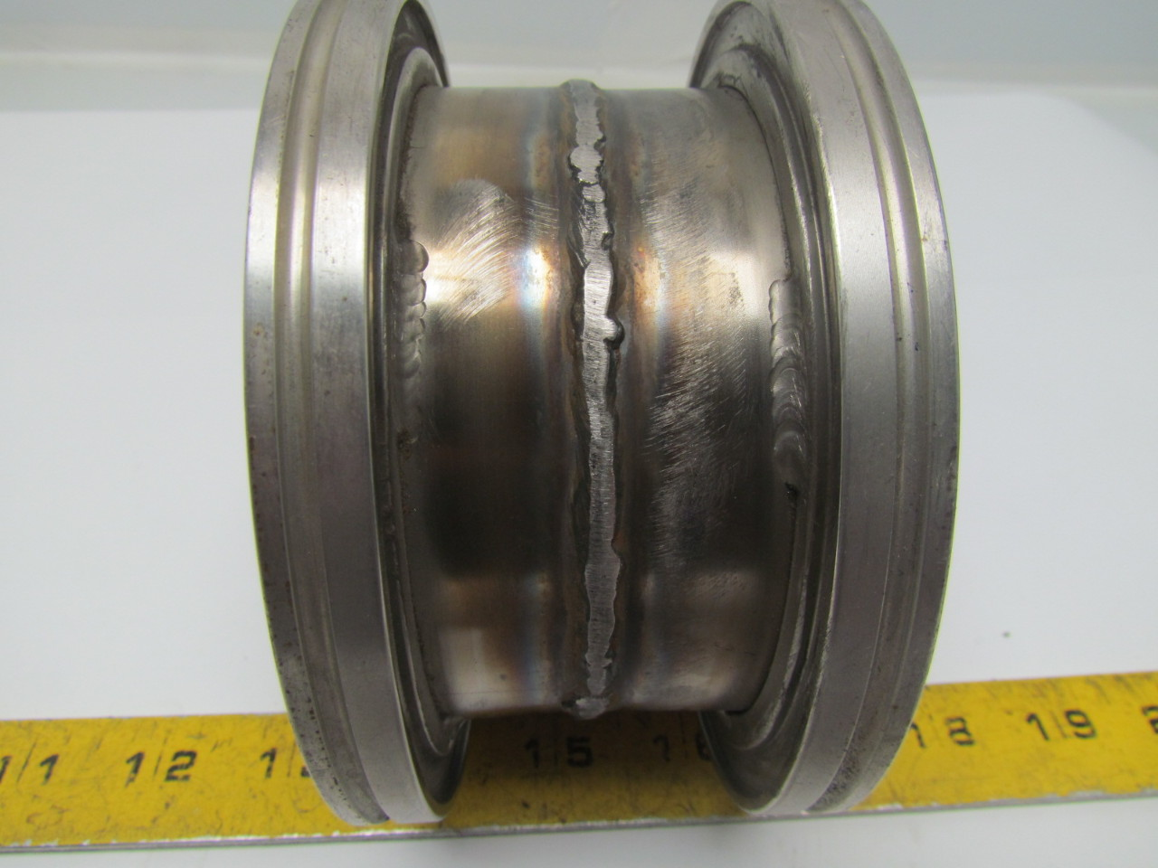 Quot flanged stainless steel fitting long sanitary pipe