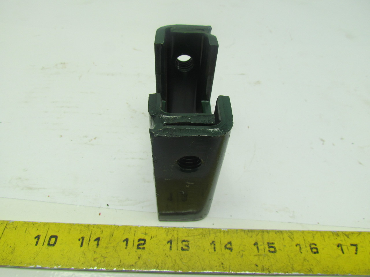 Unistrut p s green clamp lot of with bolts