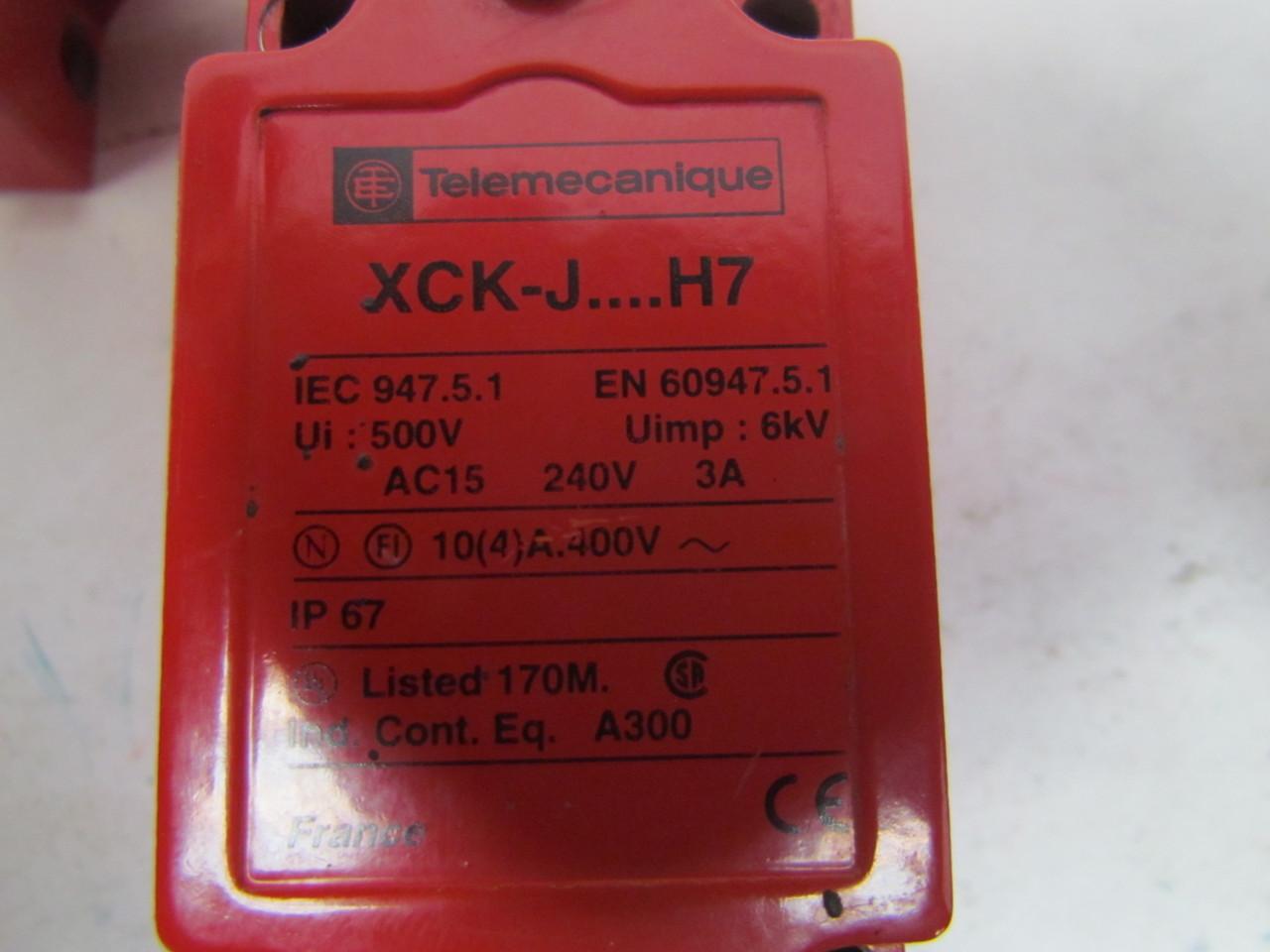 Telemecanique xck j