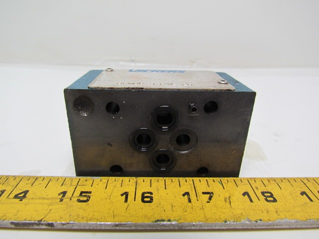 Vickers DGMDC-3-PYL-20 SystemStak Hydraulic Direct Check Valve