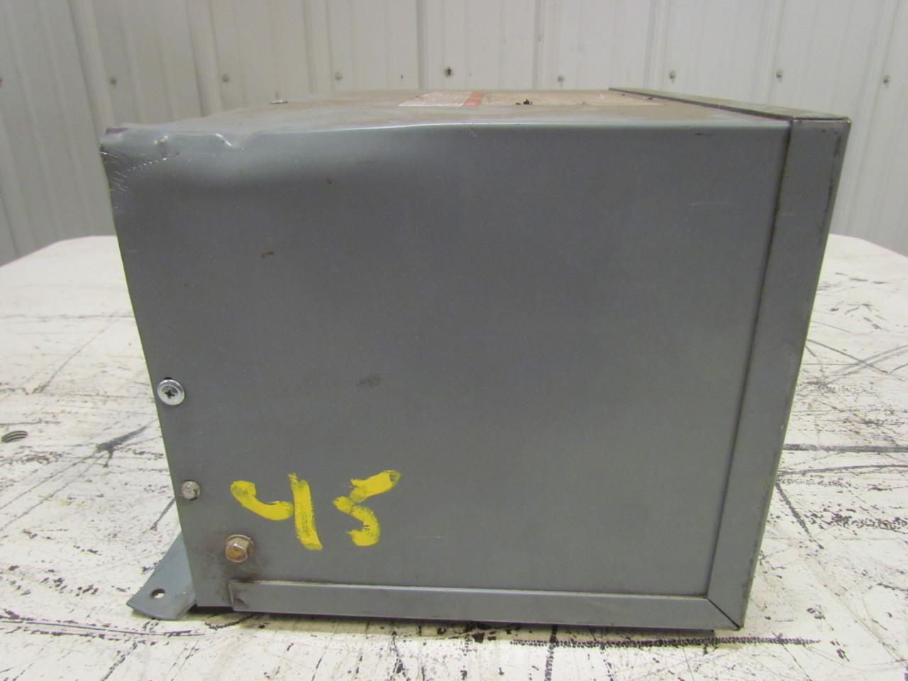 Square D 3t2f General Purpose Transformer 480 Delta In 208
