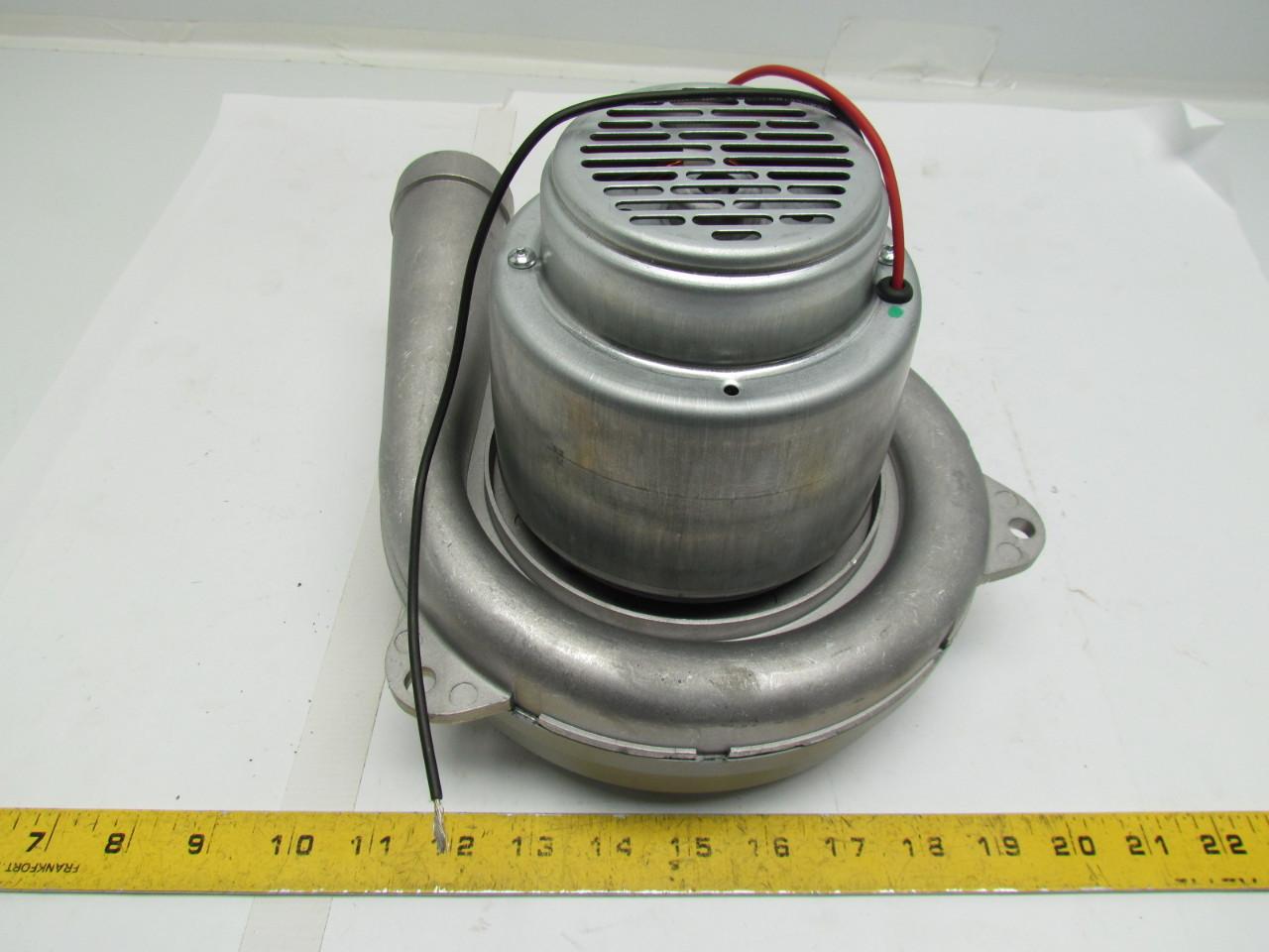 Ametek 122180 18 6vmx5 Vacuum Motor Blower Tangential 2