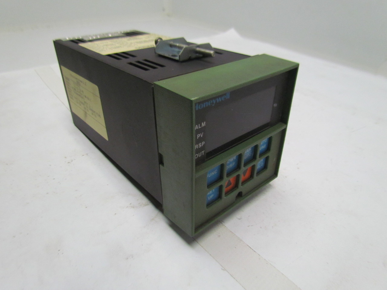 honeywell temperature controller how to use