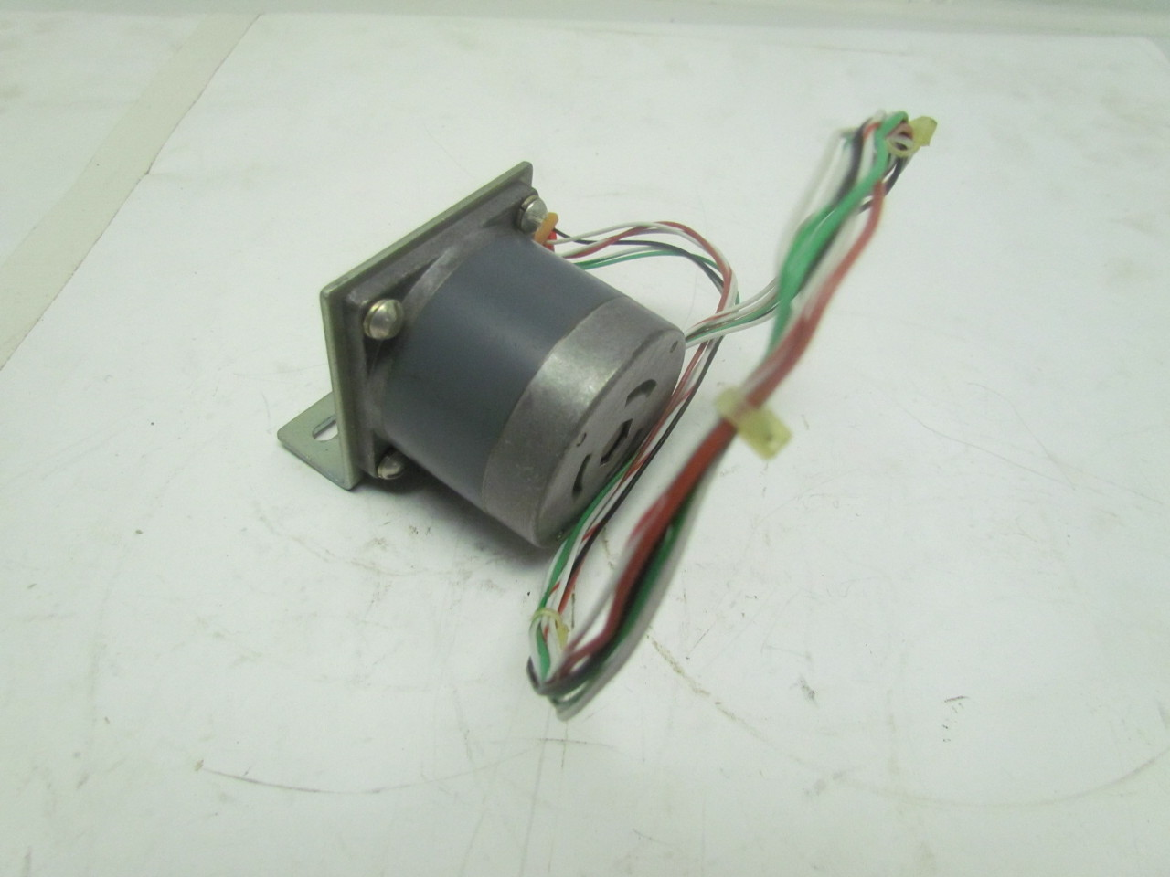 Eastern Air Devices La23eck 75 Stepping Motor 5 1 Vdc 4 Hz