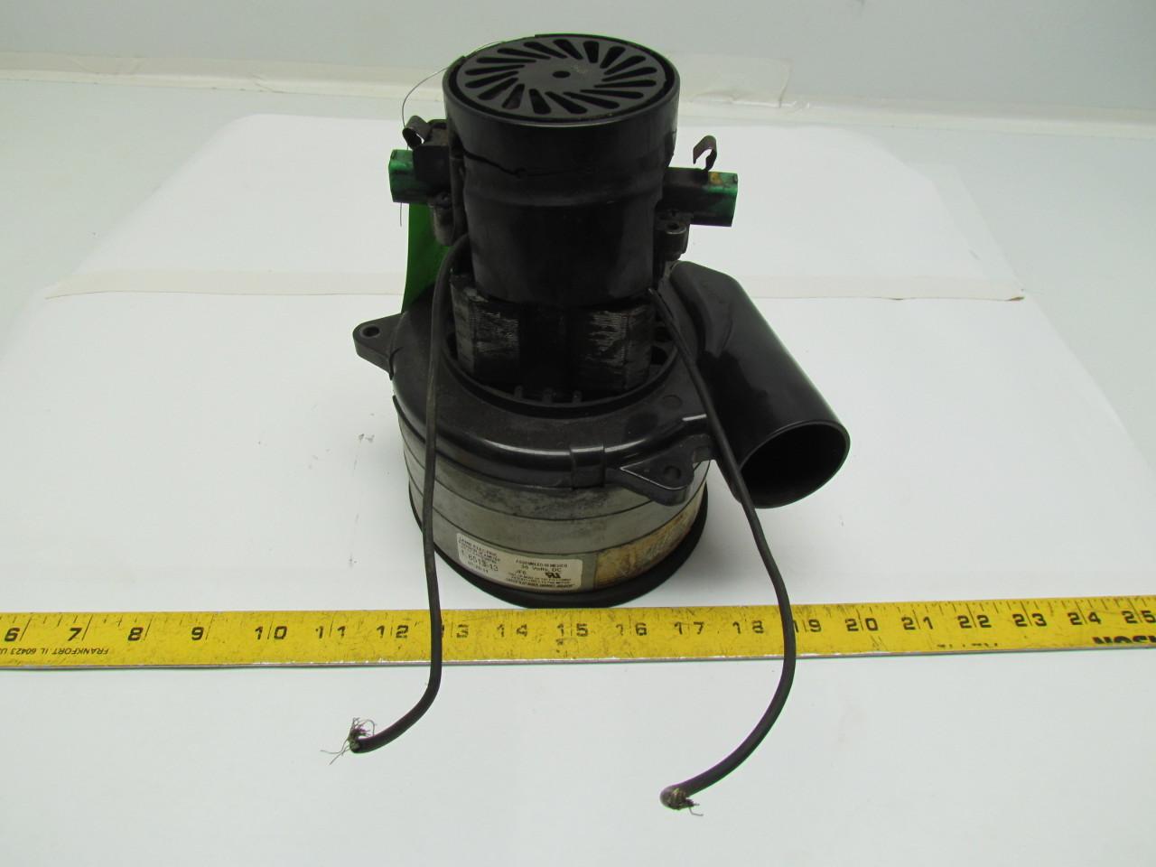 Ametek Lamb Electric 36v Vacuum Motor Assembly