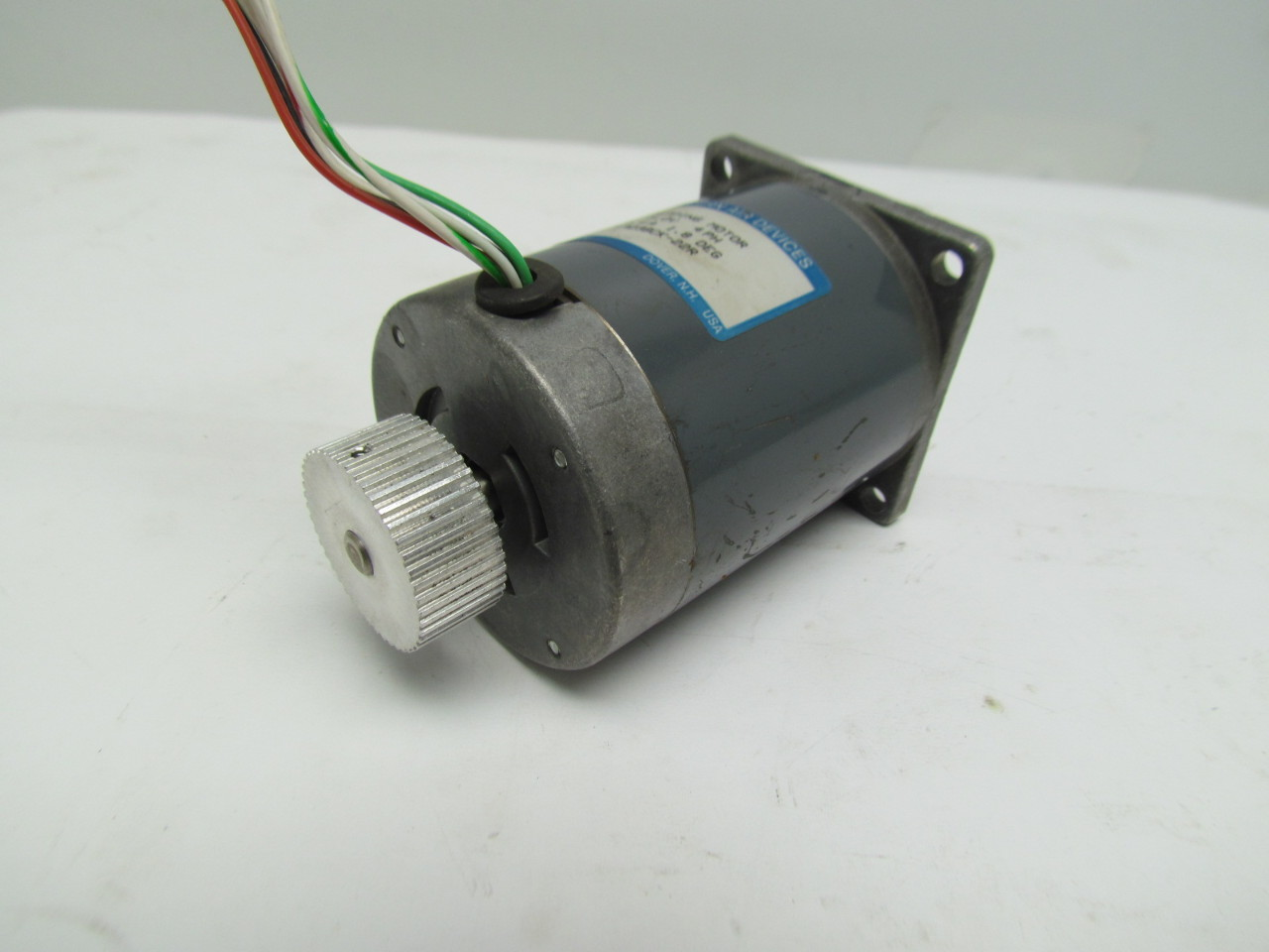 Eastern Air Devices La23bck 22r Stepping Motor 5 0v 4ph 1