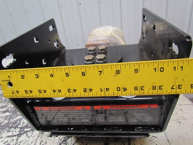 5th Wheel Pin Box Extension : Reese sidewinder turret gtw quot extender gooseneck