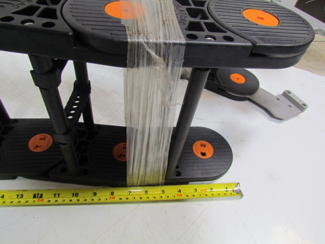 Flexible Wire Track : Gortrac nylatrac flexible cable track quot oal