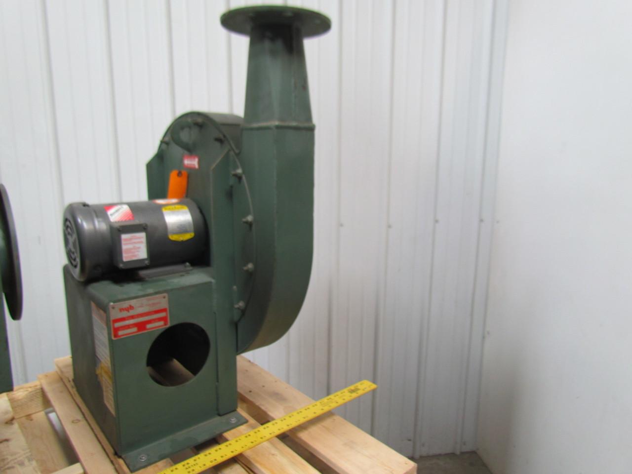 New York Blower Pressure Blower : New york alum pressure blower rpm hp v