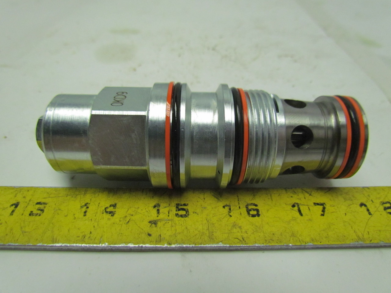 sun hydraulics 1 -allen- bradley 4100-cca15f rev f interface cable assembly flying leads $ 12900.