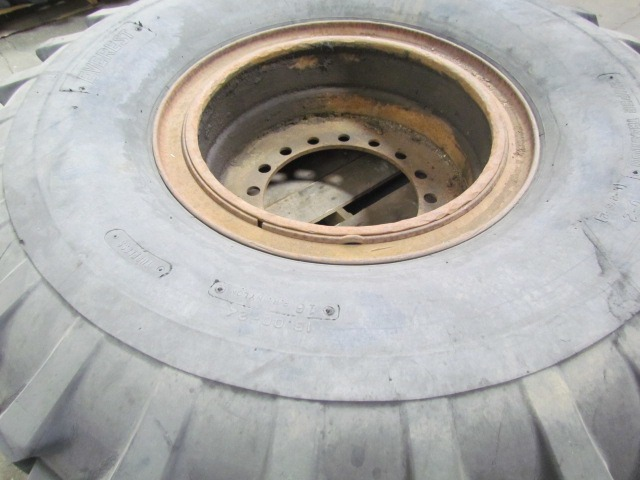 Tractor Rims 16 9 24 : Super traction industrial tractor loader lug tire