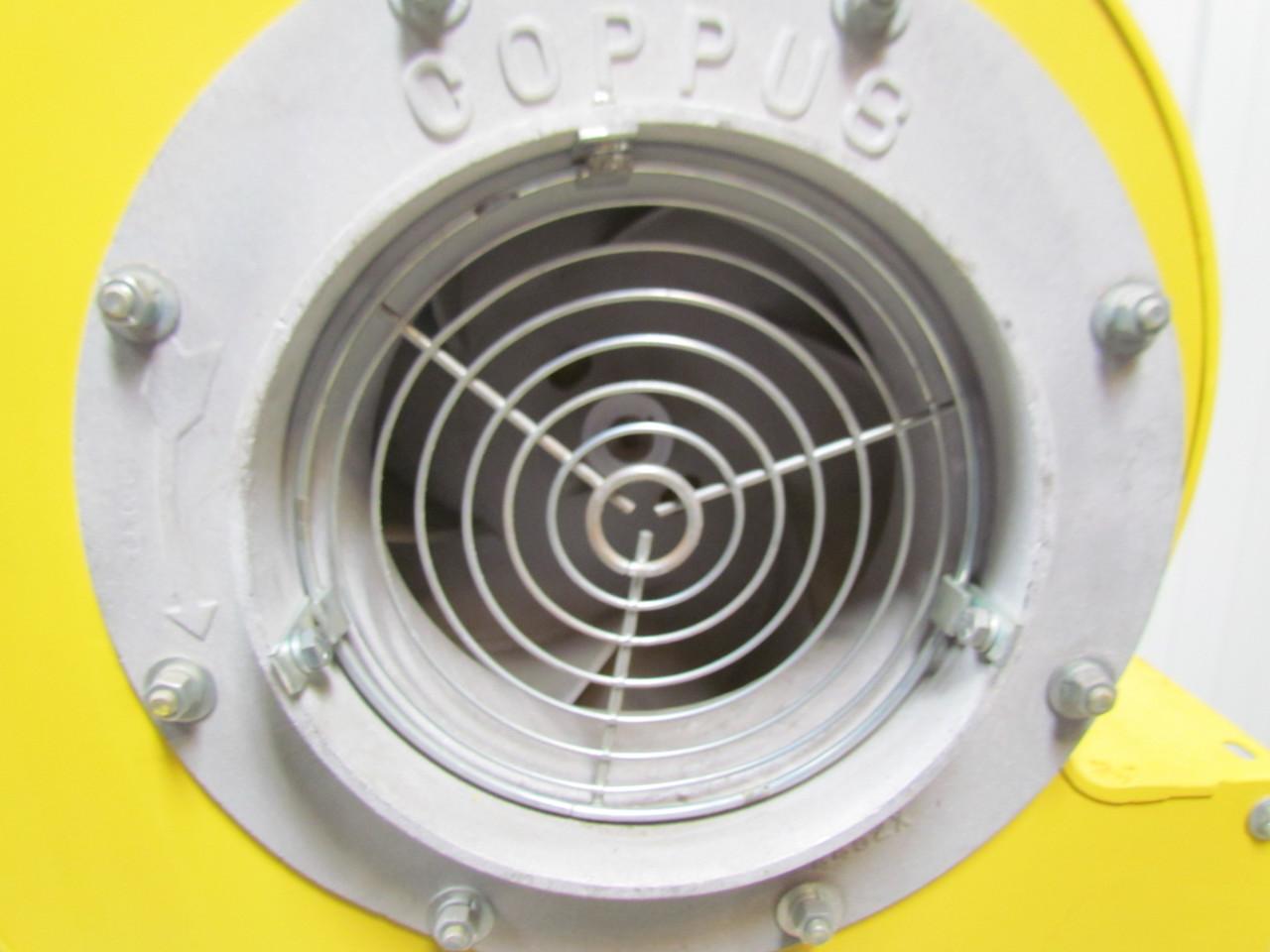 Details about Coppus High Pressure Centrifugal Blower Exhaust 2500CFM  #BEAD0D