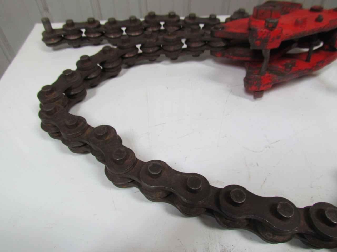 Hydraulic Pipe Cutters : Wheeler rex hydraulic pipe cracker cutter for cast