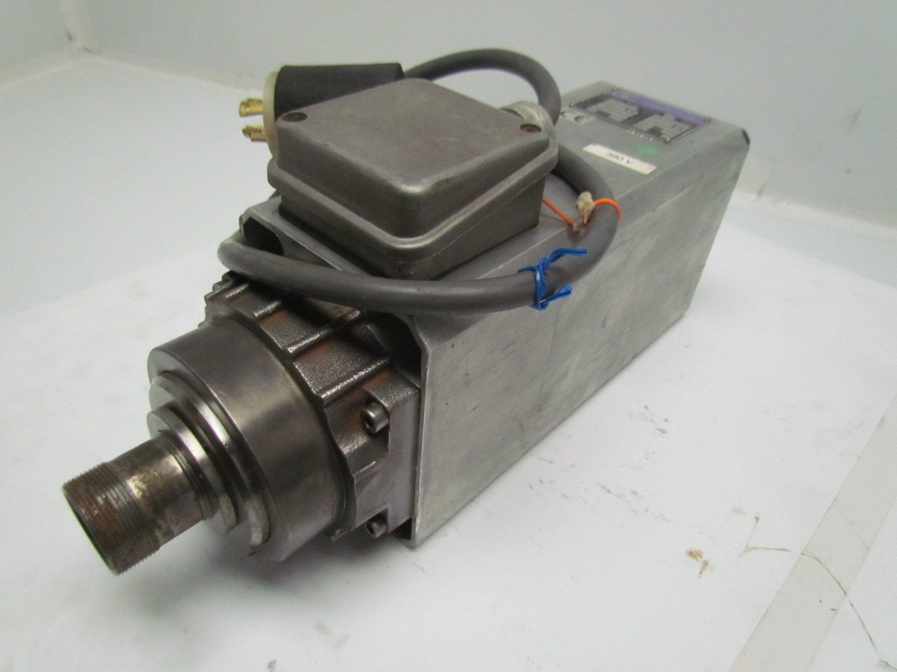 Pds Colombo Rv High Speed Collet Spindle Motor Cnc