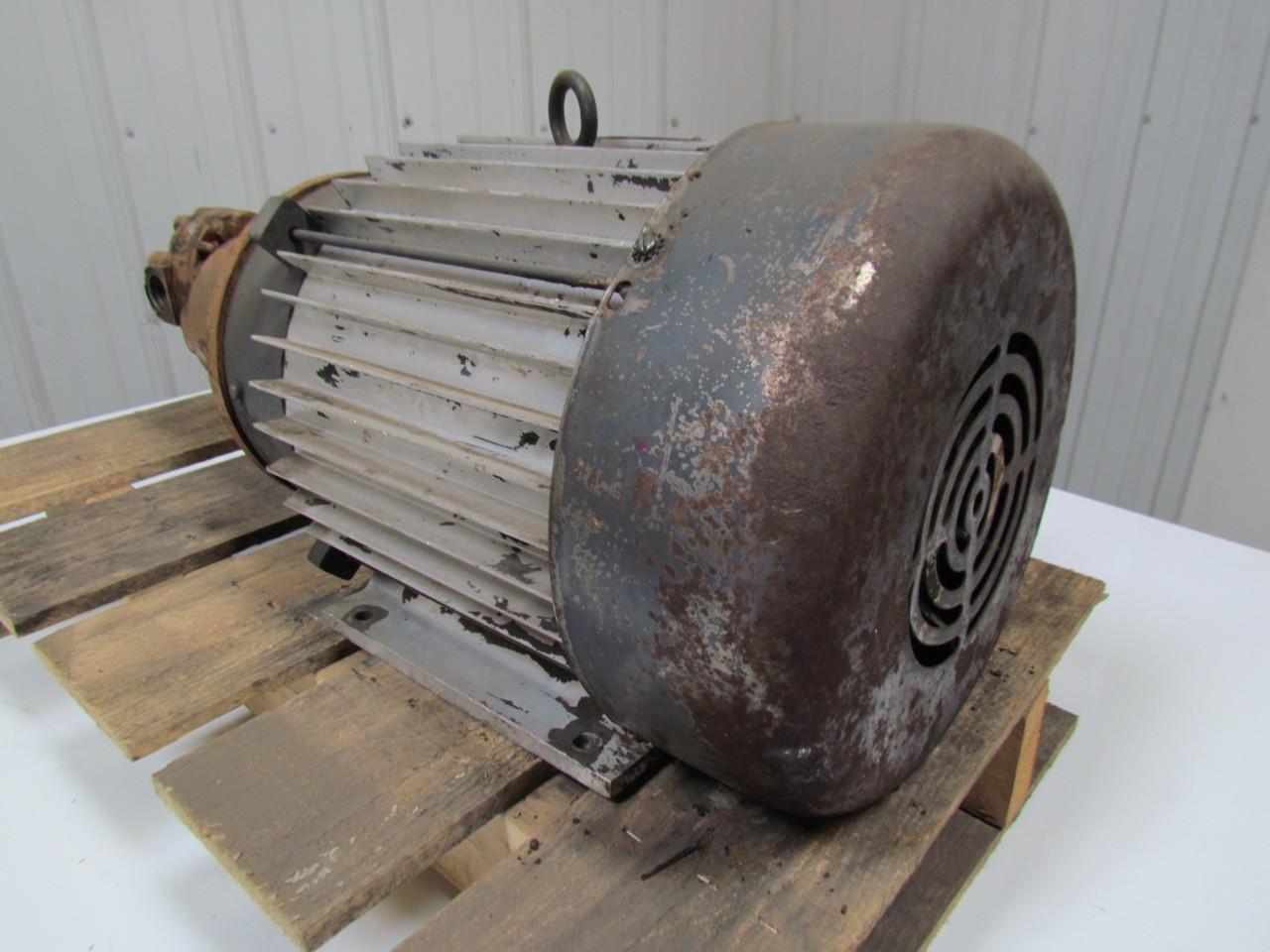 Century Parker 6 35543740 H49aa1a 5hp Hydraulic Power Unit