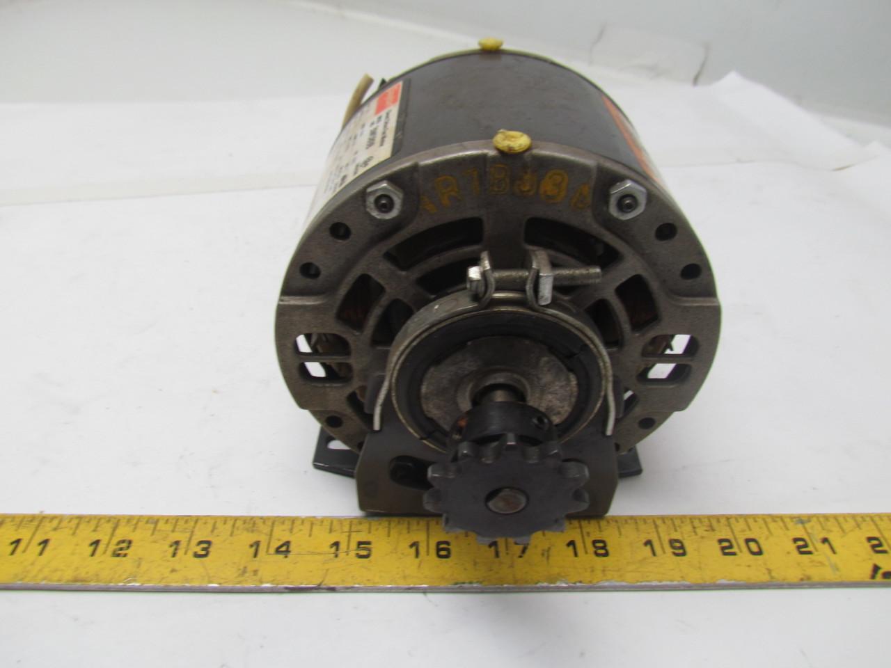 Dayton Direct Drive Fan Motor : Dayton m b direct drive fan electric motor shaded pole