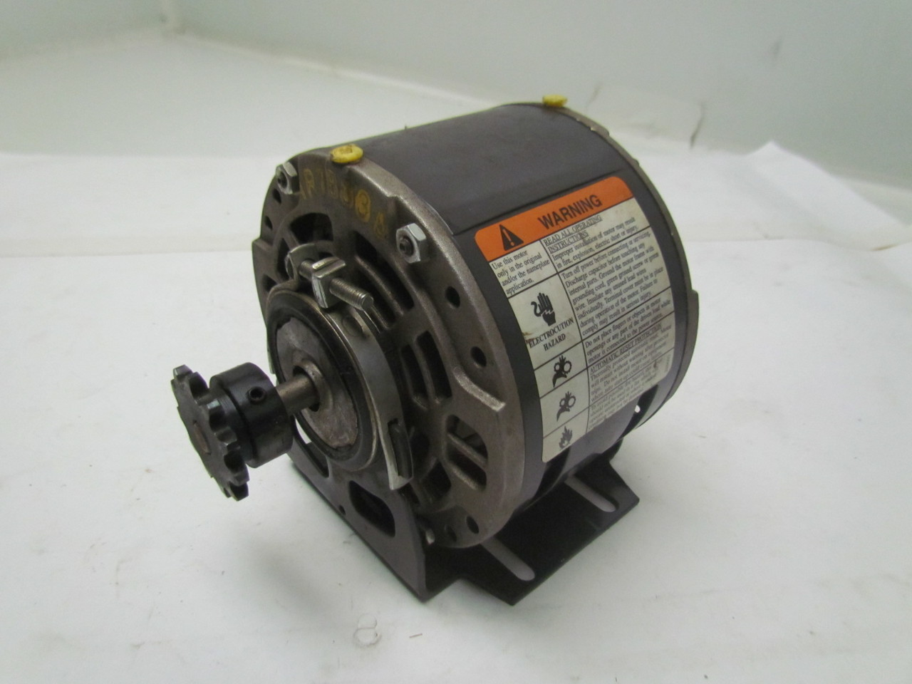 dayton 3m589b direct drive fan electric motor shaded pole