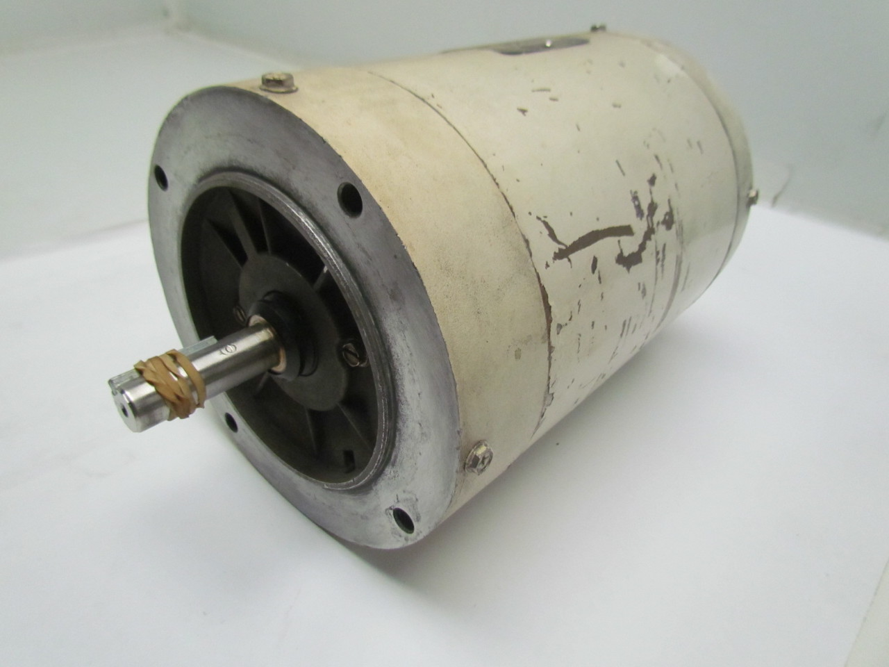 Leeson C6t34vc2h Washdown Electric Motor Reverse Rotation