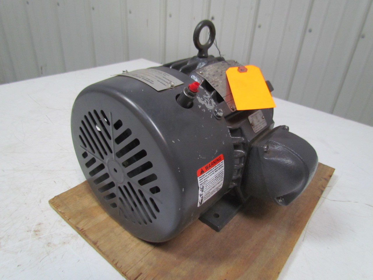 Emerson Us Motors A32p1c B654 1 5hp 3ph Electric Motor