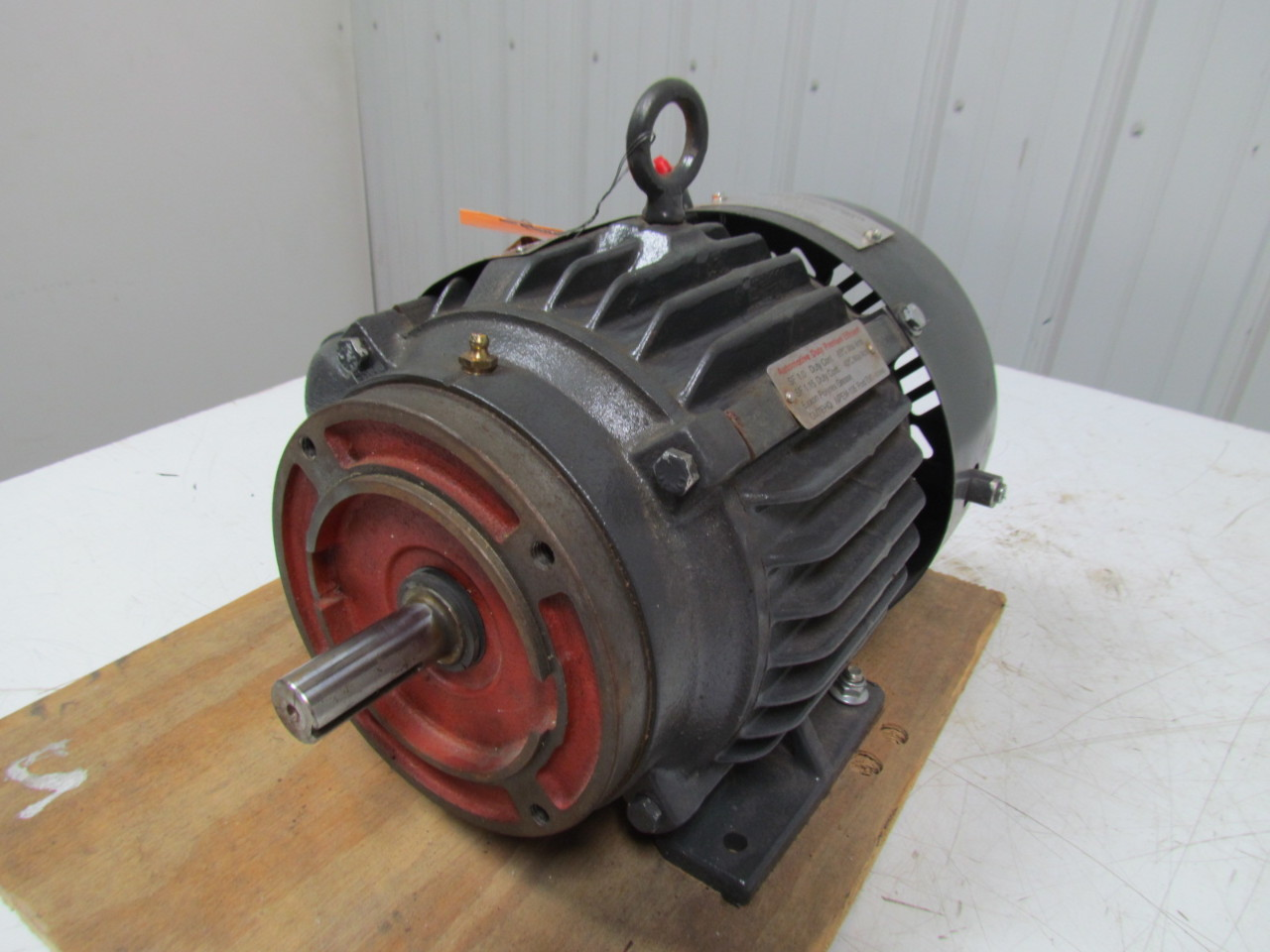emerson us motors a32p1c b654 1 5hp 3ph electric motor