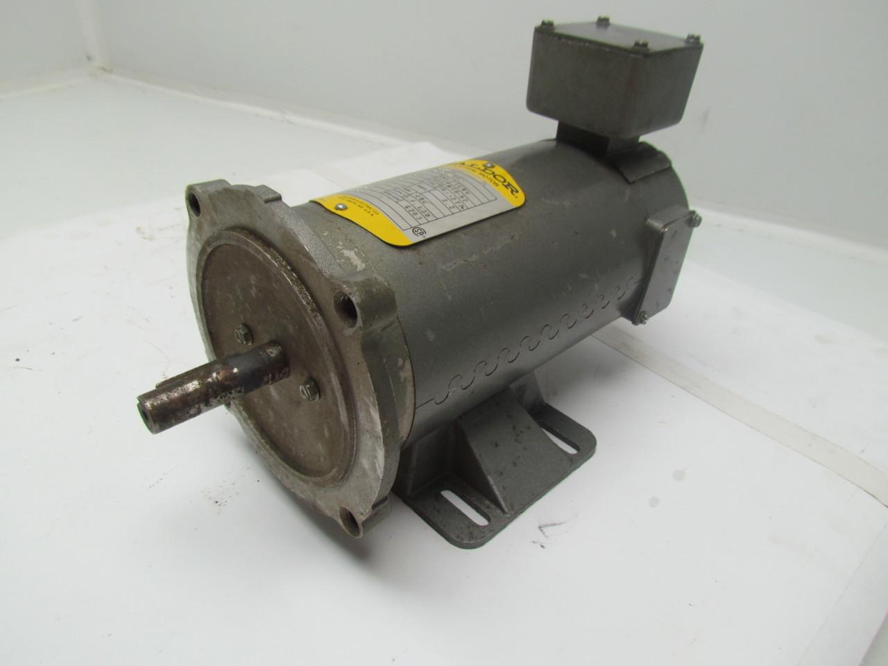 Baldor Cdp3320 Dc Motor 33 2024z102 33hp 1750rpm 56c
