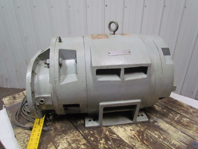 Reliance electric p36c5552c 100hp compressor motor 1770ppm for 100 horsepower electric motor