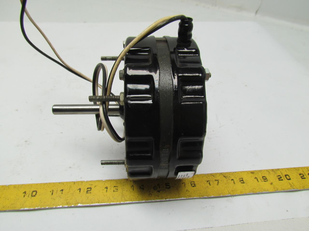 Electric Fan Motors : Mcmillan electric a b fan motor v s