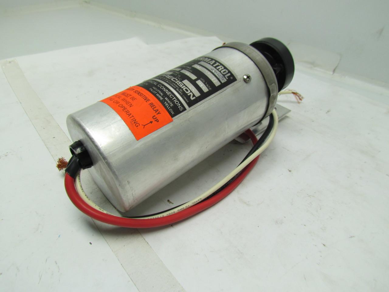 Precision j20113p n o permatrol mercury relay photo for Precision electric motor sales