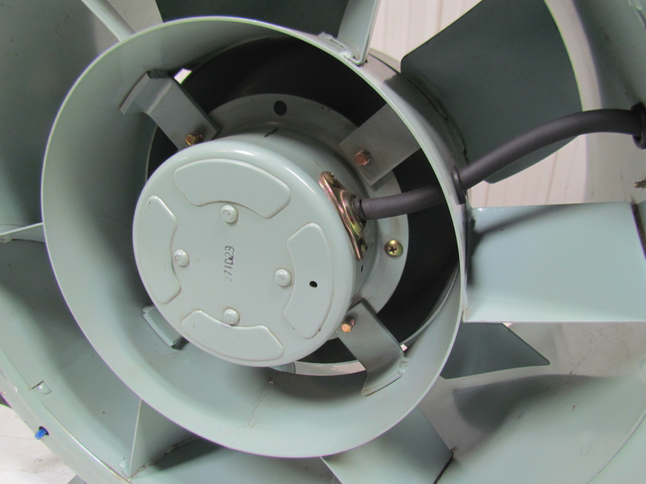 Axial Duct Fans : Mitsubishi df etb tube axial duct fan blower quot blade