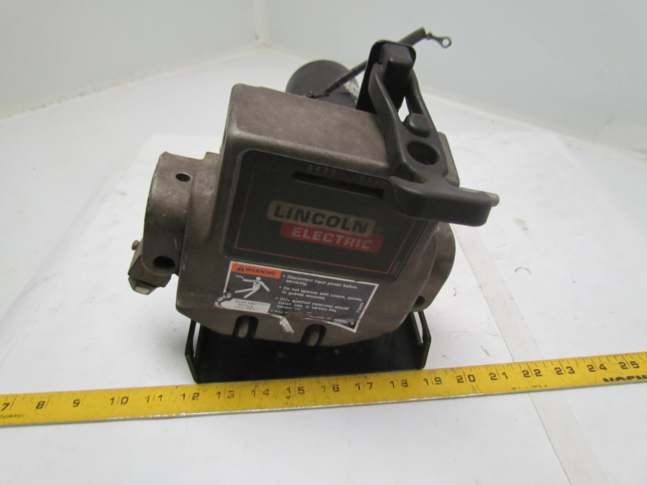 Browning code 10944 power mig welder wire feeder 800 for Lincoln wire feed motor