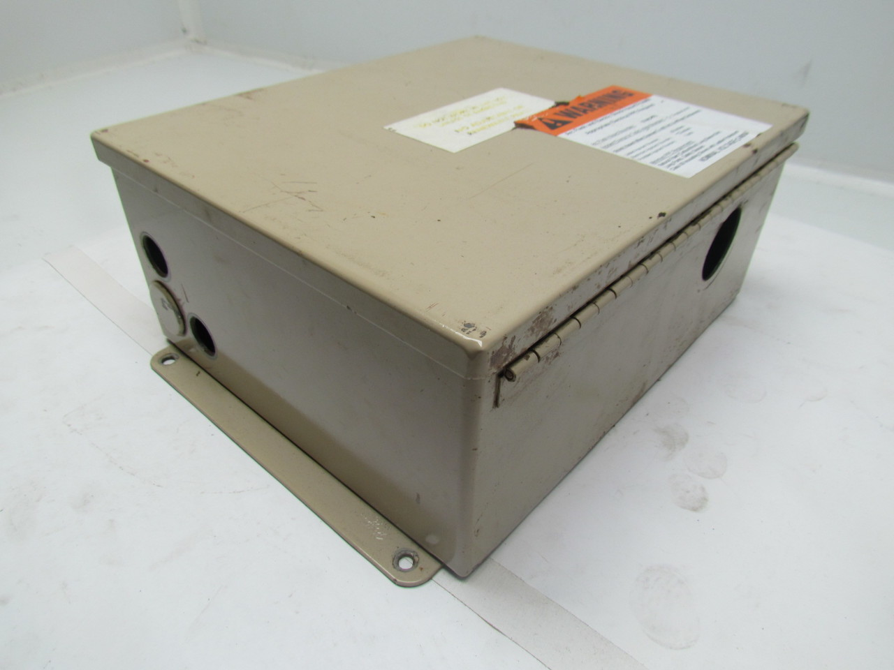Hoffman 12x10x5 Type 12 13 Electrical Enclosure With