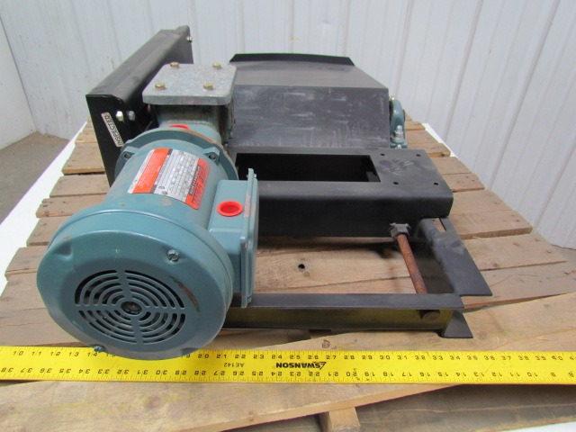 Rapistan 14 Conveyor Steel Belt Motor Speed Reducer
