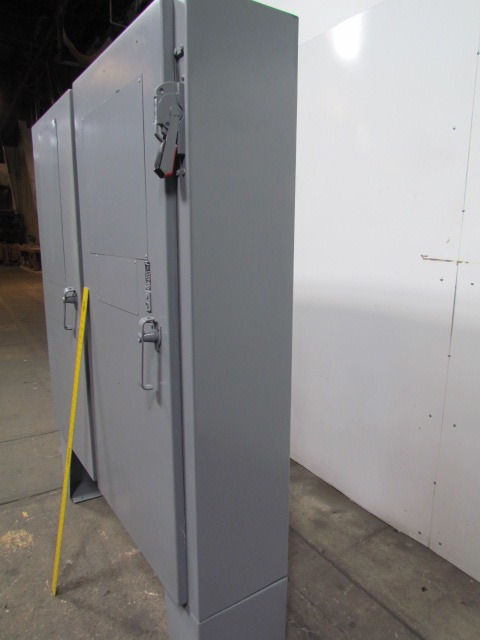 Type 12 electrical enclosure box 2 door 60tx61wx12d w for Electric motor enclosure types