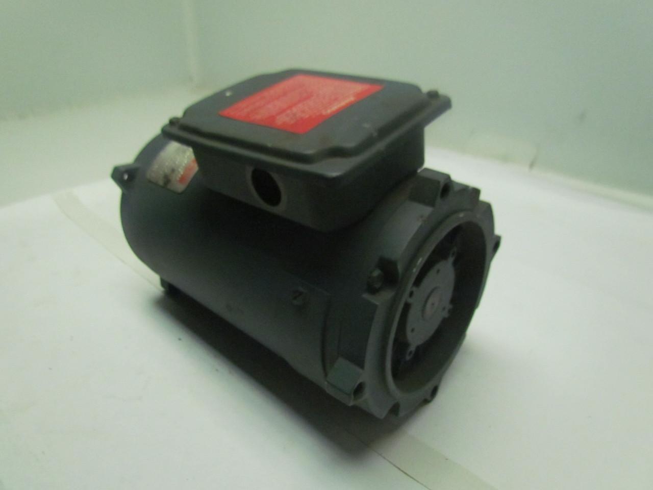 Reliance 1 2hp 90v Power Matched Dc Motor Ef0056 Frame